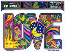 LOVE (With Seasons) - Bumper Sticker / Decal