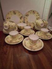 Yellow British Porcelain & China