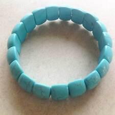 bijou amérindien ethnique Bracelet pierre naturelle en Howlite