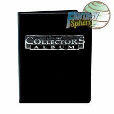 Album Ultra Pro Collector Portfolio classeur A4 pour 90 / 180 cartes Noir 81366