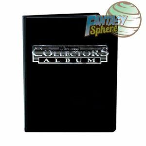 Ultra Pro classeur Portfolio Album Collector 81366 A4 pour 90 à 180 cartes Noir