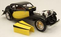 Bugatti T 50 1933 Yellow / Black 1:43 Model RIO4262 RIO