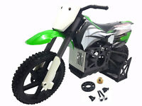 MX400-MC Burstout Moto Sleeveless Electronic 1:4 Mechanics Complete Himoto