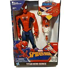 Spider-Man Titan Hero Power FX New in Box
