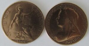 1863-1901 | Victoria One Penny | Choose Your Year | Free Postage + Discounts