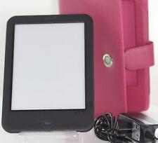 Tolino Shine 2HD 4GB, WLAN, - schwarz - ebookreader ereader +Case Pink