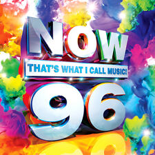 Now That's What I Call Music 96 2cd MINT