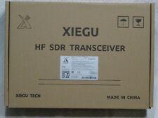 XIEGU X5105 Transceiver HF SSB CW AM FM RTTY PSK 9V-15V