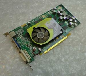 256MB Dell 0K9341 K9341 Nvidia GeForce 6 PCI-e Graphics Card Unit / GPU