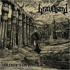 GRAVEYARD (ESP) - ... For Thine Is The Darkness LP