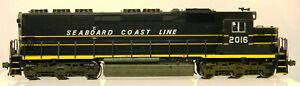 HO Scale LifeLike P2K #30744 SD45 Seaboard Coast Line #2016 w/DCC/Sound