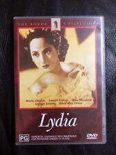 Lydia DVD - 1941 Merle Oberon-  Region 4 *Rare