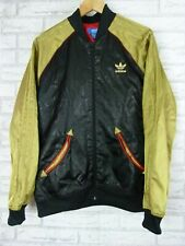 Details about Adidas SST Heavy Down Jacket Black Medium Puffer Coat Bomber