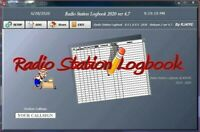 Ham Radio Station Logbook Software Log Book Ver 4.7  for Windows, By KJ4IYE