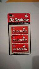 Dr. Grabow Premium PIPE FILTERS (3 Box Of 10pcs) 6mm