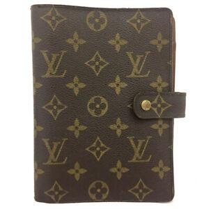 Louis Vuitton Monogram Agenda MM Notebook Cover /C1207