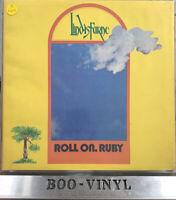 Lindisfarne : Roll On Ruby UK Charisma LP 1973 - CAS 1076~First Pressing EX / EX