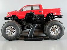 Tamiya RC 1/10 Agrios 4x4 Monster Truck TXT-2 + Traxxas Brushless ESC Motor RTR
