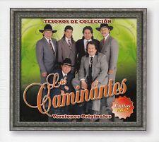 Los Caminantes Tesoros de Collecion 3CD Versiones Originales Box set 3CD New sea