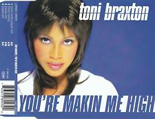 TONI BRAXTON : YOU'RE MAKIN ME HIGH / CD - TOP-ZUSTAND