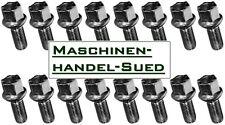 16x Radschrauben VW Golf 2 Cabriolet Limousine 4-Loch Felgen