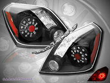 FIT 2008-2010  ALTIMA 2DR COUPE LED TAIL LIGHTS 2009