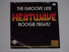 "HEATWAVE -The Groove Line- 7"" 45"