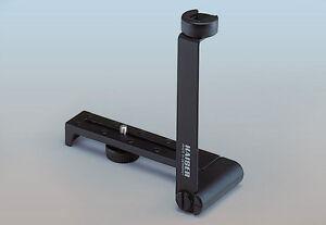 KAISER 1107 FOLDING ANGLE BRACKET BAR GRIP FOR FLASH/VIDEO LIGHT/MICROPHONE