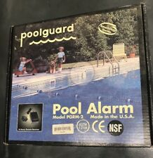 Poolguard Pool Alarm Model PGRM-2 NEW