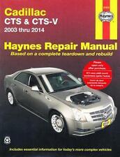 2003-2014 Cadillac CTS &V Repair Manual 05 07 2008 2009 2010 2011 2012 2013 2401