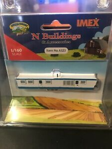 Imex N Scale 1958 Great Lakes Trailer 1:160 No. 6323 Brand New Pre-built Resin