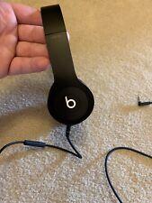 Beats by Dr. Dre Solo HD Headphones Black