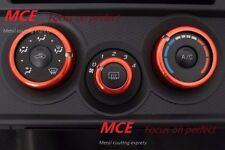 FRS Toyota GT86 subaru BRZ modify Air conditioning knob-