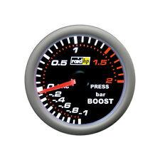 RAID HP Ladedruck anzeige Boost Gauge Turbodruck Night