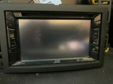 JVC KW-V11 double din in dash Car Stereo