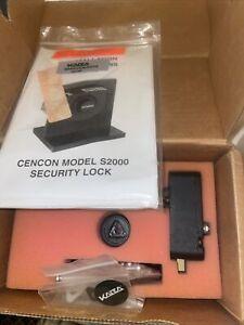 Kaba Mas Hamilton Cencon model S2000 Security electronic Combination Lock