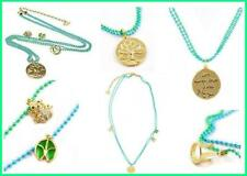 WHOLESALE 5pc LOT DISNEY COUTURE PRINCESS+FROG LOVE ALWAYS FINDS A WAY NECKLACES