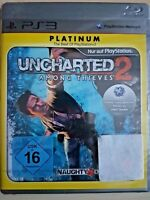 Uncharted 2 Among Thieves Platinum  PlayStation 3 NEU PS3