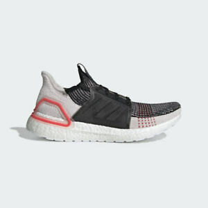 Adidas Ultraboost Core Black/Orchid/Active Red Trainers UK 8.5 RRP £160 (F35238)