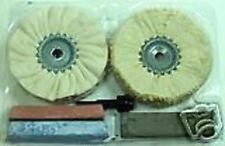Policraft acciaio inox lucidatura kit