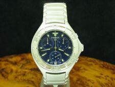 Tissot Atollo Chronograph Edelstahl Herrenuhr mit Datum / Ref S462/562