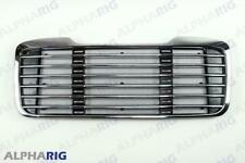 Freightliner M2 106 Grill, w/o Bugscreen, Chrome/Black 2003 & On by Alpharig