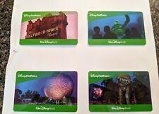 Walt Disney World Tickets - Four (4) 1-Day Park Hopper + Fast Pass 01/2022 EXP!