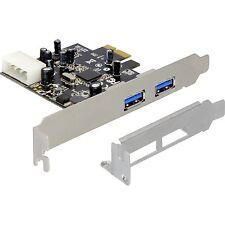 DeLOCK PCI Express Karte > 2x USB 3.0, Controller