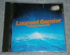 LAURENT GARNIER - PLANET HOUSE - 7 TRACK CD EP SINGLE - 1993 - 593063 FNAC MUSIC
