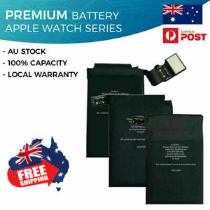 New Replacement Battery for Apple Watch iWatch Series 1 2 3 4 5 FULL Capacity