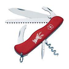 Victorinox Swiss Army Knife - Hunter - Red - Free Shipping