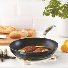 noir Diamond CHEF 24CM INDUCTION POÊLE cuisine œuf Fry anti adhésif cuisinière
