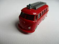 Wiking H0 Vw T 1 Bus, Feuerwehr !!!