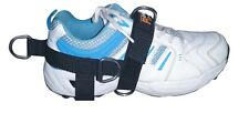 5-D Ankle/Foot Shoe Strap PENTAGON 5 -Ring Cable Gym Machine Attch For Men/Women